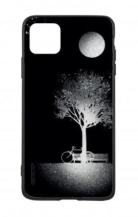 Cover Bicomponente Apple iPhone 11 PRO MAX - Luna e Albero