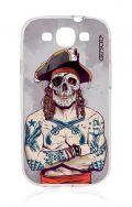 Cover Samsung Galaxy S3/S3 Neo - Teschio pirata