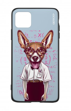 Apple iPh11 PRO MAX WHT Two-Component Cover - Nerd Dog