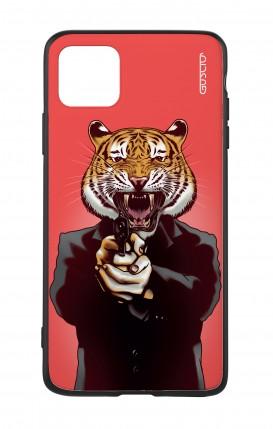 Cover Bicomponente Apple iPhone 11 PRO MAX - Tigre armata