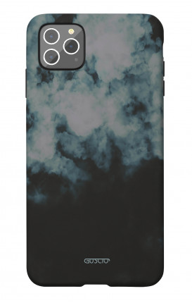 1. Cover Soft Touch Apple iPhone 11 PRO MAX - Black Cloud