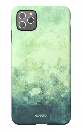 Soft Touch Case Apple iPhone 11 PRO MAX - Mineral Green