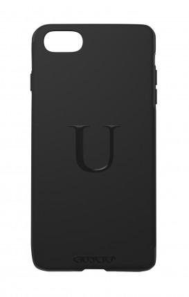 Cover Skin Feeling Apple iphone 7/8 BLK - Glossy_U