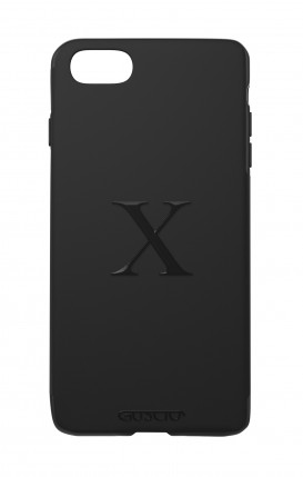 Cover Skin Feeling Apple iphone 7/8 BLK - Glossy_X
