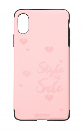 Cover Skin Feeling Apple iphone X/XS PNK - Style for Sale