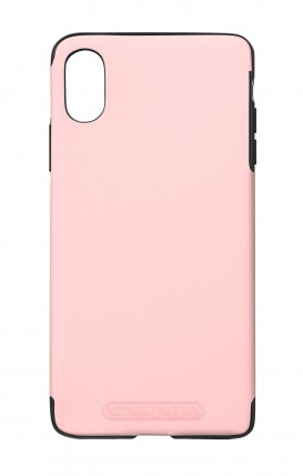 Cover Skin Feeling Apple iphone X/XS PNK - LOGO bombato