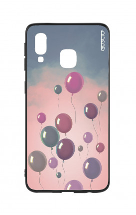 Cover Bicomponente Samsung A40 - Palloncini liberi