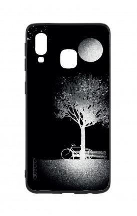 Cover Bicomponente Samsung A40 - Luna e Albero