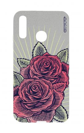 Cover Huawei P20Lite - Roses