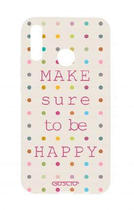 Cover Huawei P20Lite - felicità assicurata