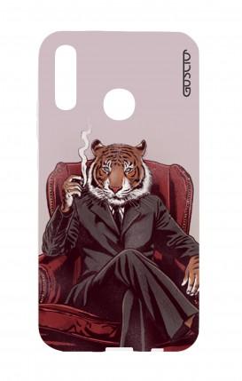 Cover Huawei P20Lite - Tigre elegante