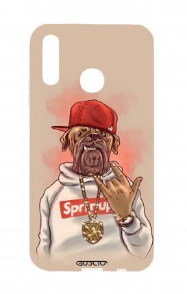 Cover Huawei P20Lite - Mastino Rap