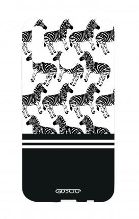 Cover Huawei P20Lite - Zebre bianconere