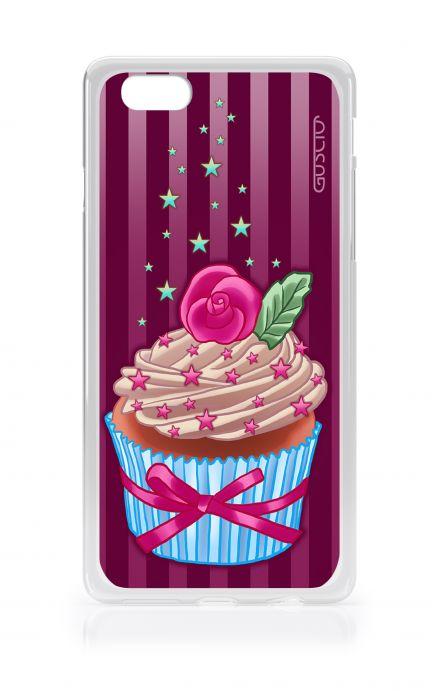 Cover Apple iPhone 7/8 Plus TPU - Cupcake & Stars