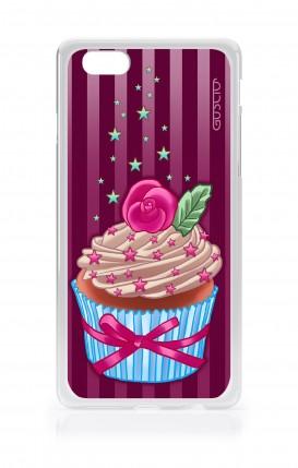 Cover Apple iPhone 7/8 Plus TPU - Cupcake & Stars