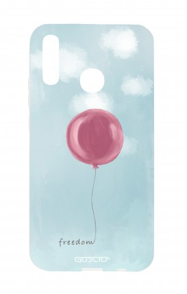 Cover Huawei P20 PRO - Freedom Ballon