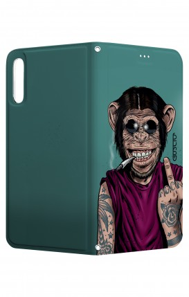 Cover STAND HUAWEI P20 - Scimmia felice