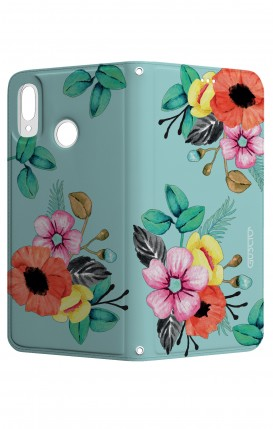 Cover STAND Huawei P20Lite CStyle - Tiffany Bouquet