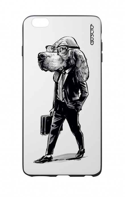 Cover Bicomponente Apple iPhone 7/8 Plus - Business Dog