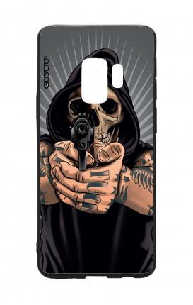 Cover Bicomponente Samsung S9 - Mani in alto