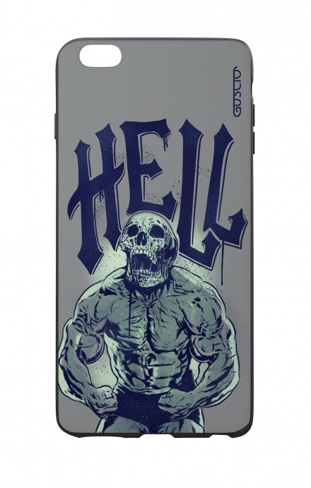 Apple iPhone 7/8 Plus White Two-Component Cover - Hell