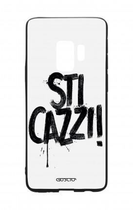Samsung S9 WHT Two-Component Cover - STI CAZZI 2