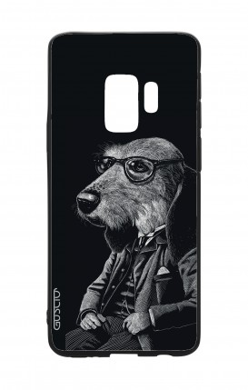 Samsung S9 WHT Two-Component Cover - Elegant Dogstyle