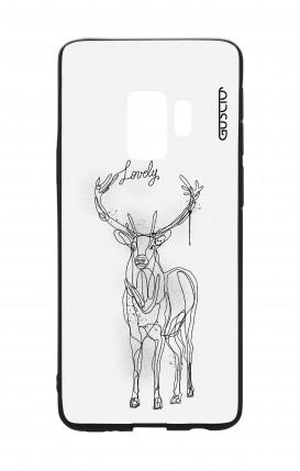 Cover Bicomponente Samsung S9 - Amorevole