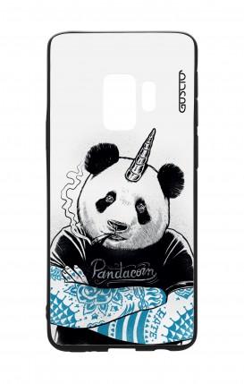 Cover Bicomponente Samsung S9 - BNC pandacorno tatuato
