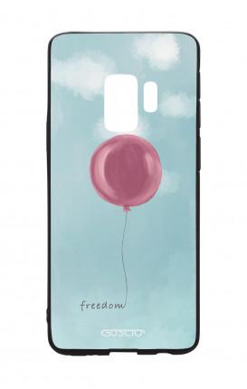 Cover Bicomponente Samsung S9 - palloncino della libertà