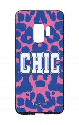 Samsung S9 WHT Two-Component Cover - Chic Animalier