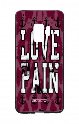 Cover Bicomponente Samsung S9 - Love Pain ancorette