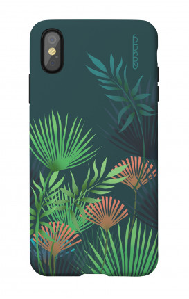 Soft Touch Case Apple iPhone XR - Jungle