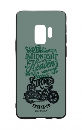 Cover Bicomponente Samsung S9 - Strong Engine