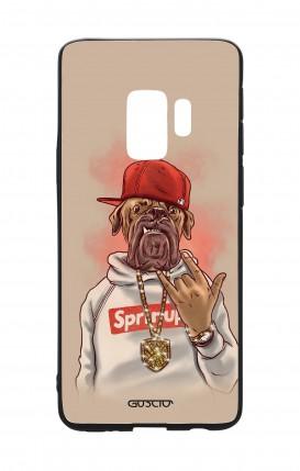 Cover Bicomponente Samsung S9 - Mastino Rap