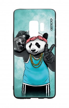 Samsung S9 WHT Two-Component Cover - Eighty Panda