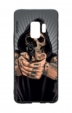 Cover Bicomponente Samsung S9Plus - Mani in alto