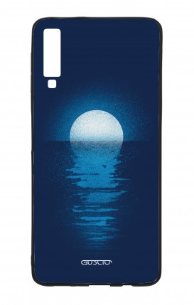 Cover Bicomponente Samsung S9Plus - Tigre Hip Hop bianco