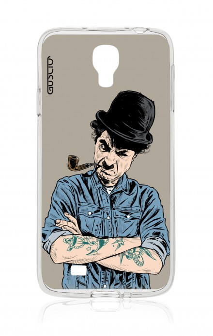 Cover Samsung Galaxy S4 GT i9500 - Charlie Tattoo