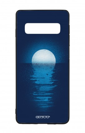 Samsung S10 WHT Two-Component Cover - Moon