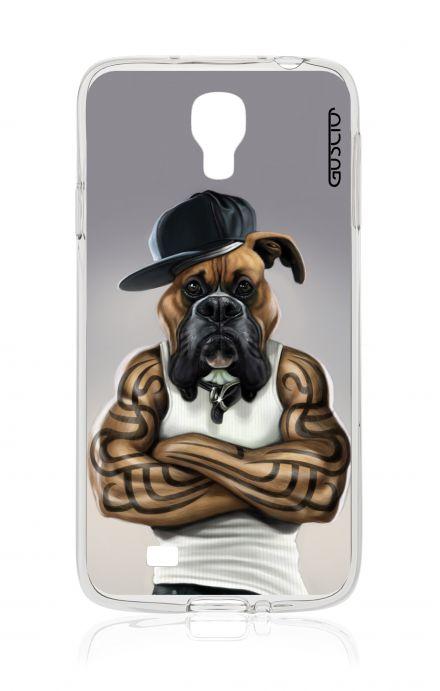 Cover Samsung Galaxy S4 GT i9500 - HipHop Bulldog
