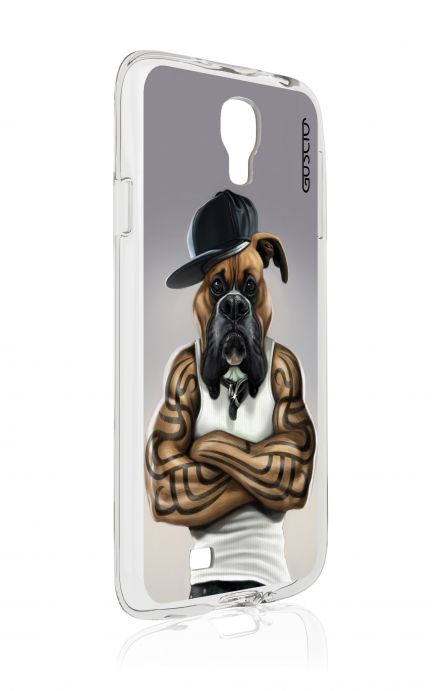 Cover Samsung Galaxy S4 - Bulldog