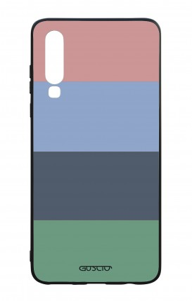 Huawei P30 WHT Two-Component Cover - Sky Stripes
