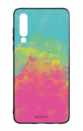 Cover Bicomponente Samsung S9Plus - Marinaio teschio