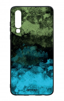 Cover Bicomponente Huawei P30 - Mineral BlackLime