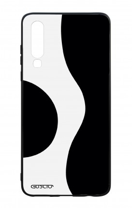 Huawei P30 WHT Two-Component Cover - Lava Lamp Black