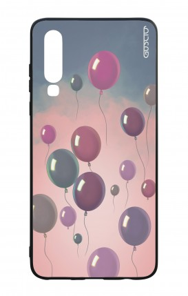 Huawei P30 WHT Two-Component Cover - Balloons