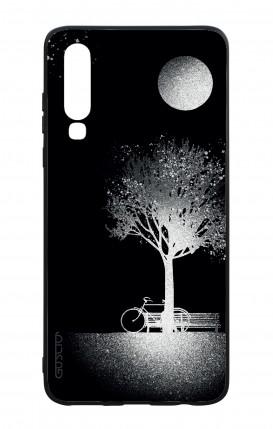 Cover Bicomponente Huawei P30 - Luna e Albero