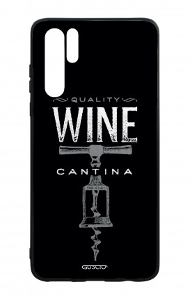 Cover Bicomponente Huawei P30PRO - Wine Cantina