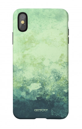 Soft Touch Case Apple iPhone XR - Mineral Green